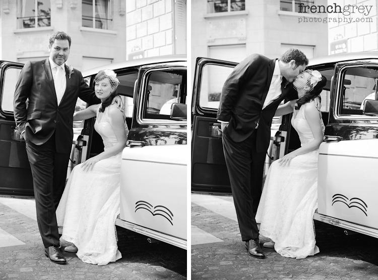 Wedding French Grey Photography Narelle John 71