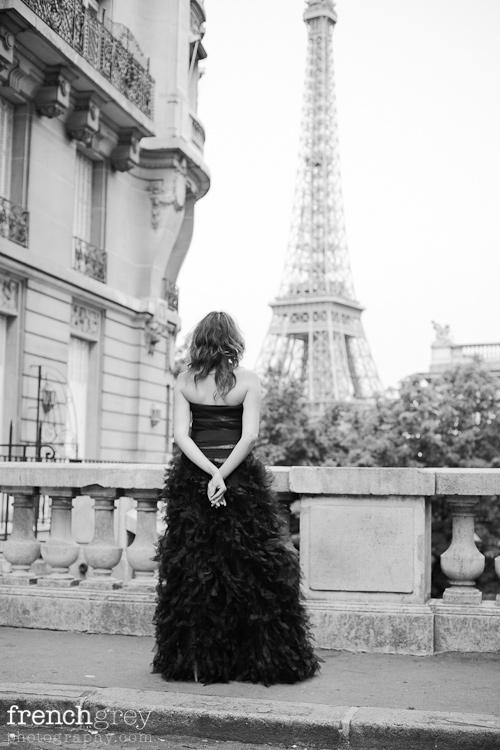 Portrait French Grey Photography Pamela 27