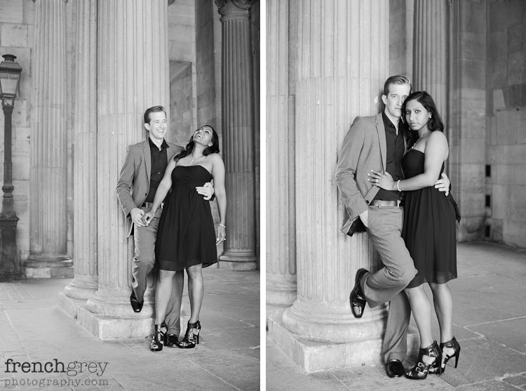 Engagement French Grey Photography Bryan 020