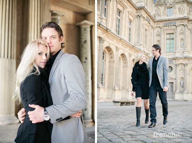 Engagement French Grey Photography Chantel 007
