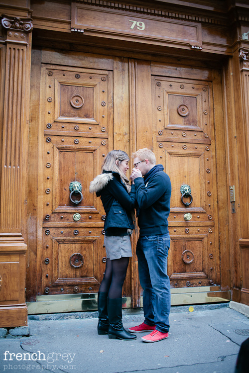 Engagment French Grey Photography Aurelie 007