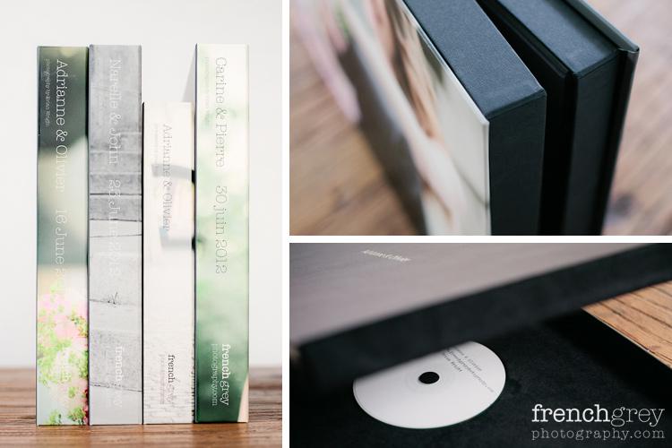 Wedding album French Grey Photography 002