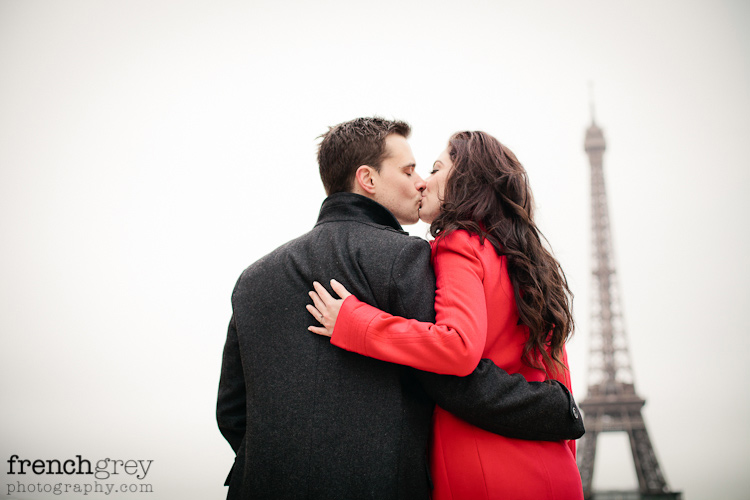 Engagement Paris French Grey Photography Kaede 003