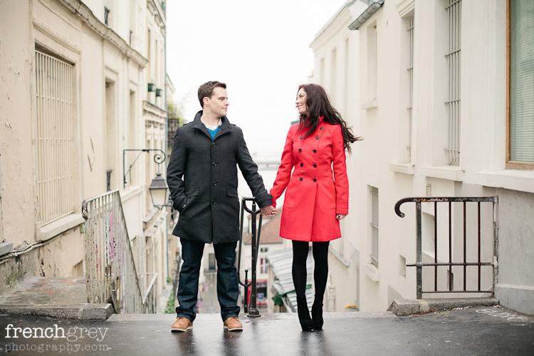Engagement Paris French Grey Photography Kaede 014