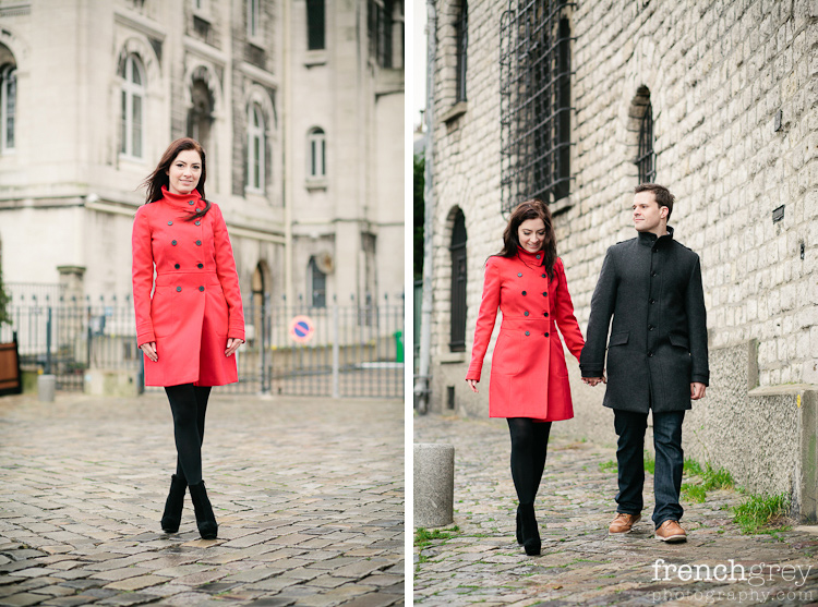 Engagement Paris French Grey Photography Kaede 021
