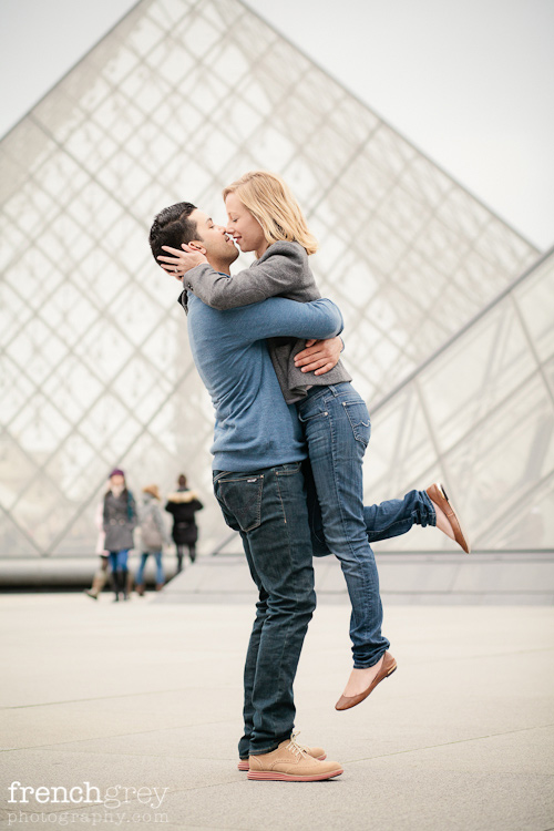 Engagement Paris French Grey Photography Shannon 011