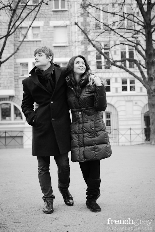 Engagement Paris French Grey Photography Valery 005