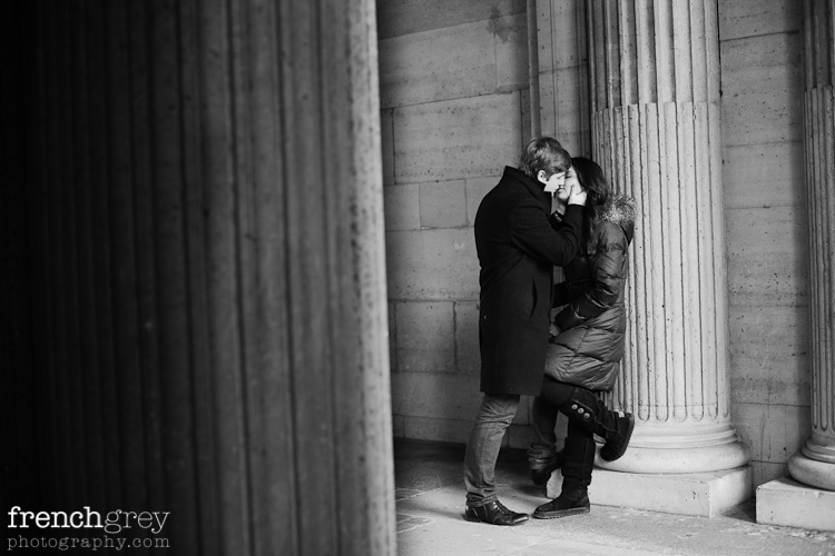 Engagement Paris French Grey Photography Valery 017