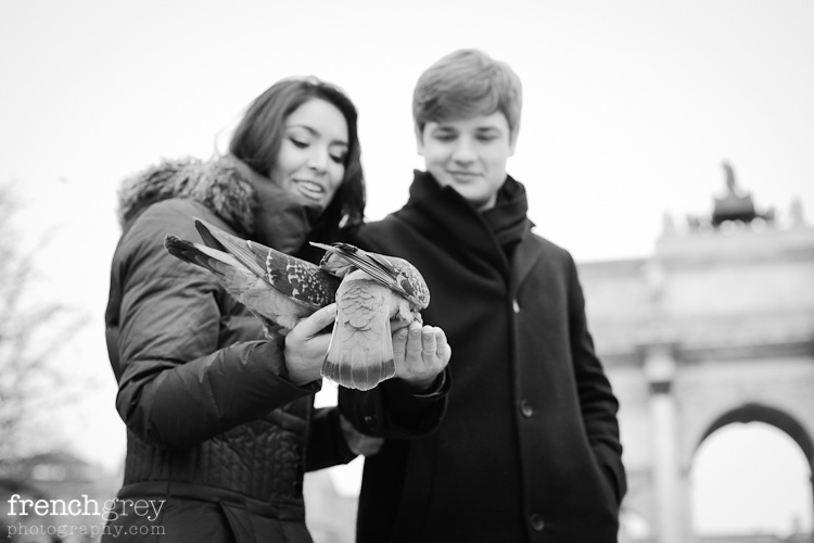 Engagement Paris French Grey Photography Valery 024