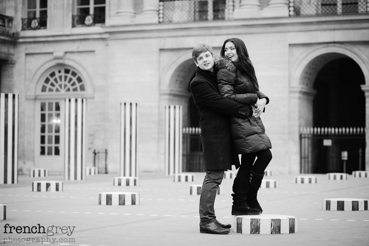 Engagement Paris French Grey Photography Valery 033