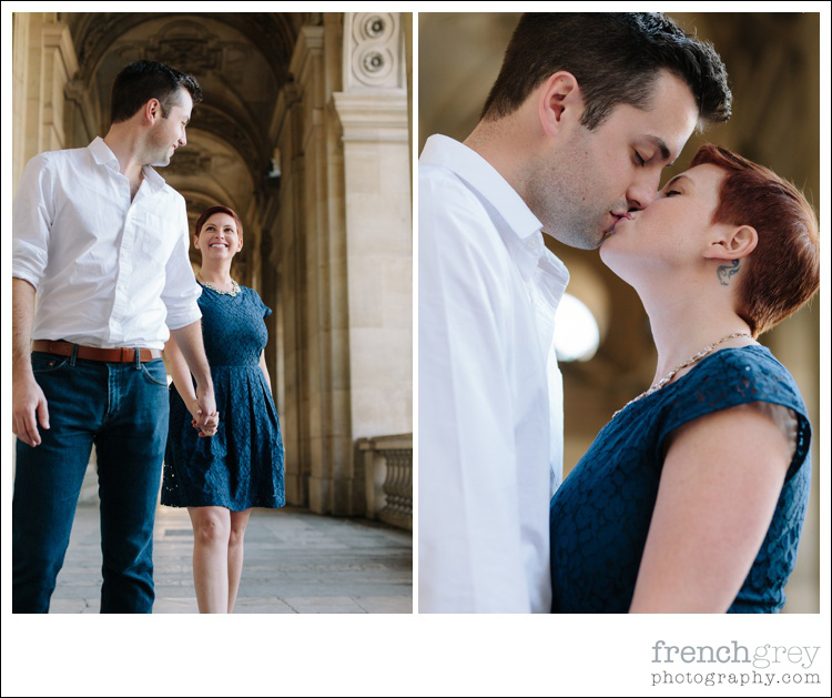Engagement French Grey Photography Kate 043
