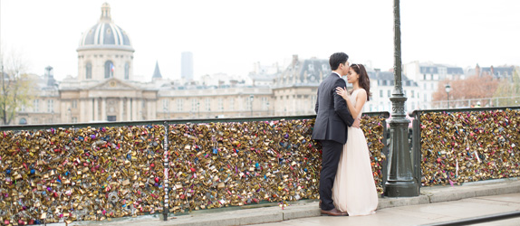 pre-wedding Paris photographer
