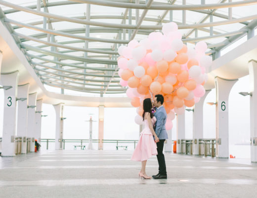 Hong Kong Engagement