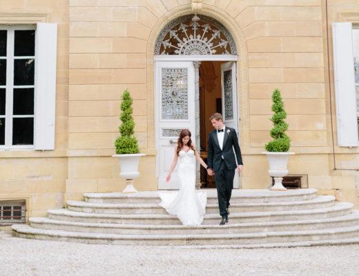 Chateau Durantie wedding